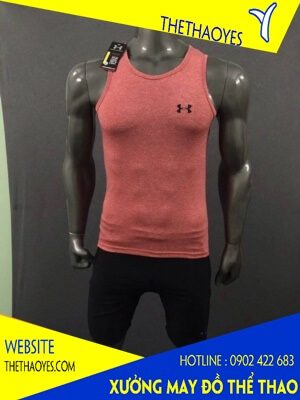 áo ba lỗ nam tập gym