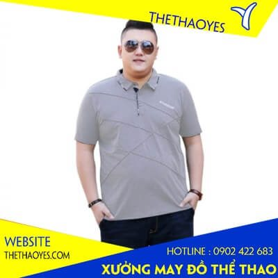 áo thun nam big size