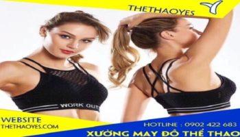 Áo bra thể thao tập gym