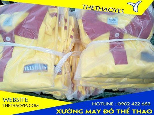 may áo thun đồng phục theo yêu cầu
