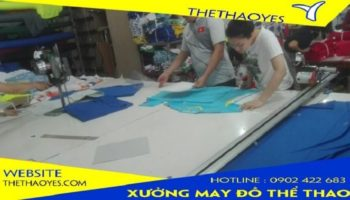Xưởng may thể thao YES