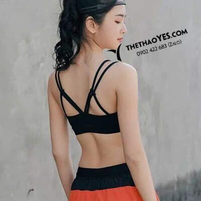 61+ kiểu áo bra nữ thể thao đẹp nhất áo bra cài trước