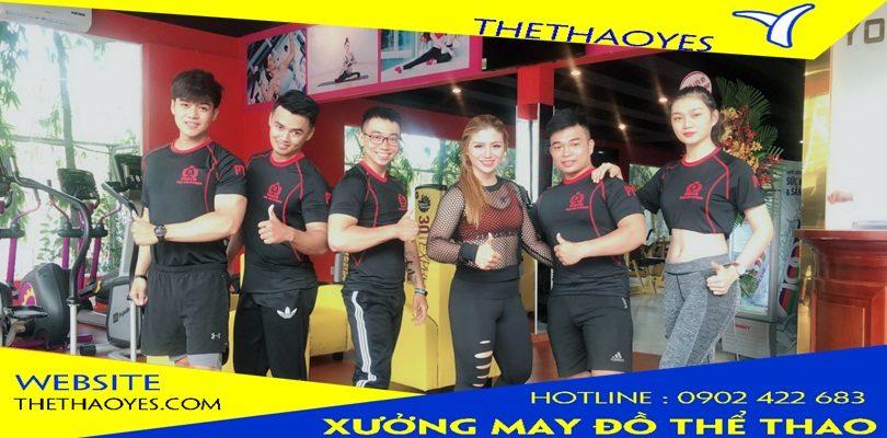 đồng phục gym HGGYM