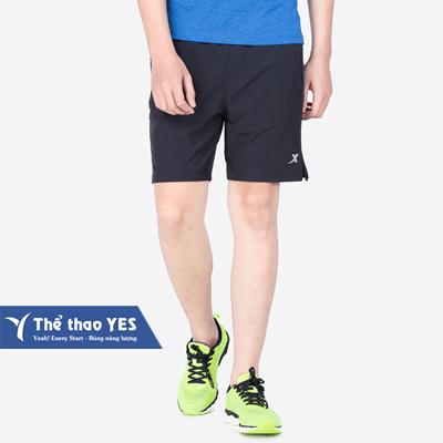 mix quần short với giày thể thao nam