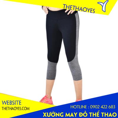 quần short tập gym nữ