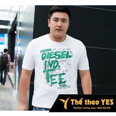 áo thun big size nam tphcm