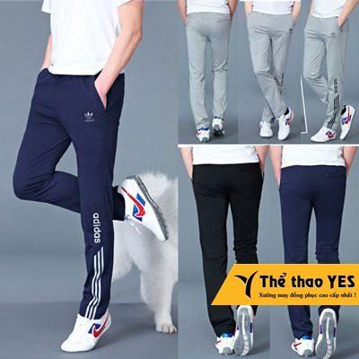 quần dài thể thao nam adidas