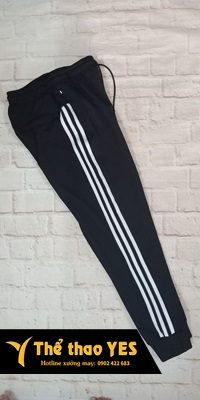 quần dài thể thao nam ống suông