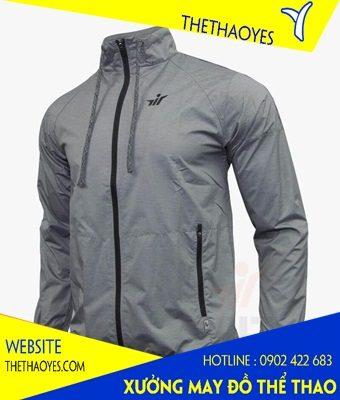 Các mẫu áo khoác thể thao nam đẹp tại YES