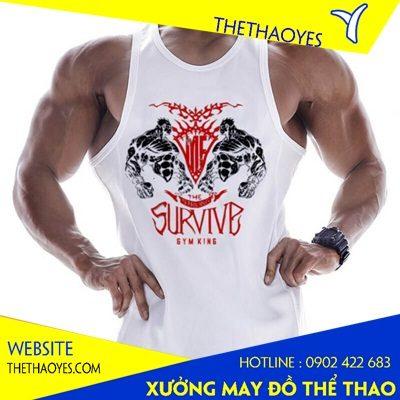 áo tank top cho nam tập gym