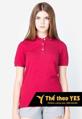 áo thun nữ có cổ cao cấp nhật