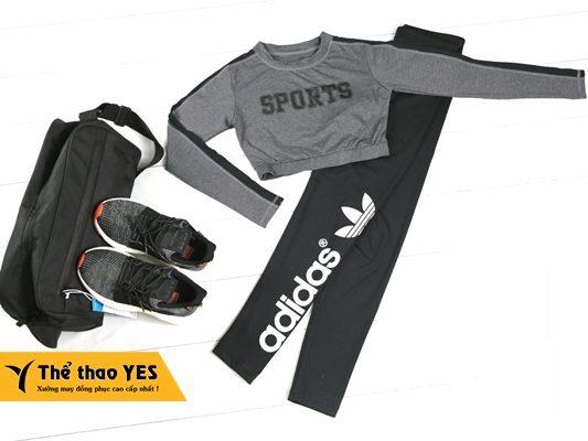 áo thể thao dài tay giá rẻ