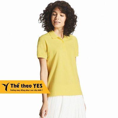 áo phông có cổ nữ