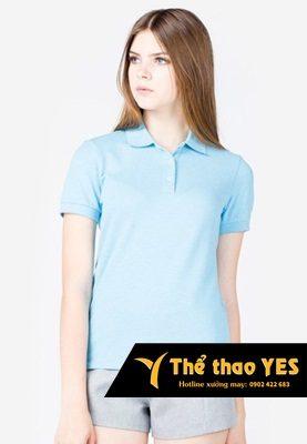 bán áo phông có cổ nữ