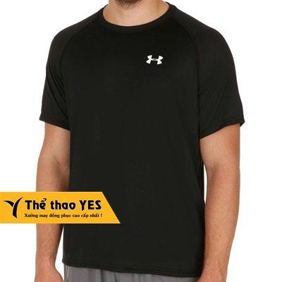 áo phông thun nam cổ tròn