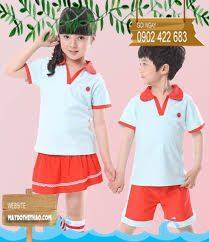 Đồng phục thun cho trẻ em