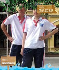 Đồng phục học sinh cao cấp