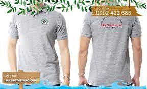 Đồng phục thun cao cấp cho công ty