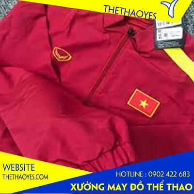 logo áo khoác đội tuyển Việt Nam