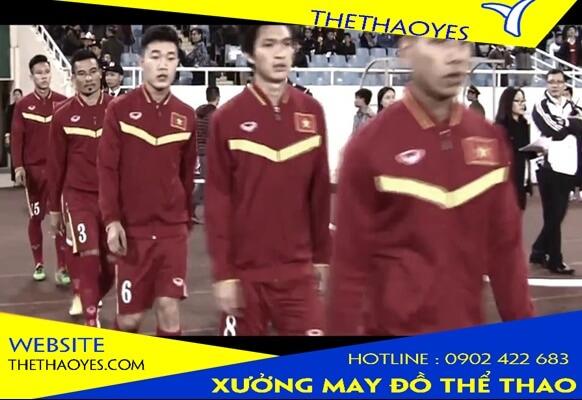 áo khoác thể thao đội tuyển đẹp TPHCM