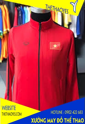 áo khoác đội tuyển 2019