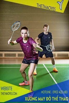 đồng phục thể thao nam nữ