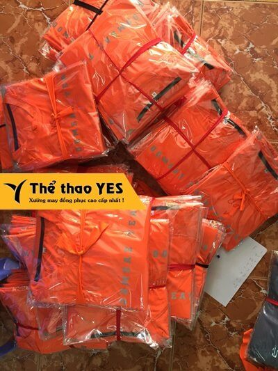 đồng phục thể thao YES
