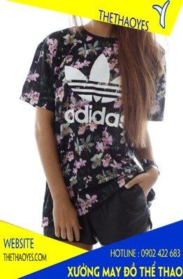 áo thun nữ thể thao cao cấp
