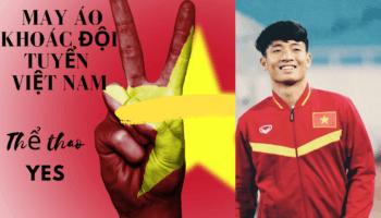 áo khoác đội tuyển Việt Nam