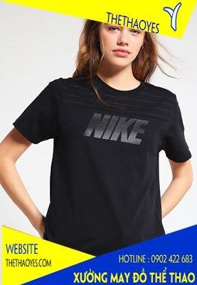 áo thun đen Nike VNXK