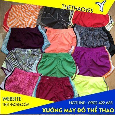 quần short nữ VNXK
