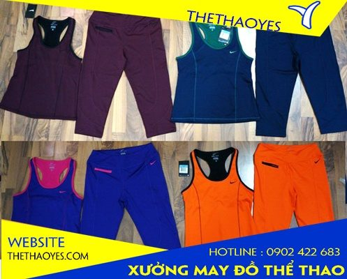 quần áo nữ Nike VNXK