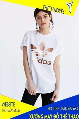 áo thể thao addidas