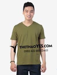 may áo thun nam