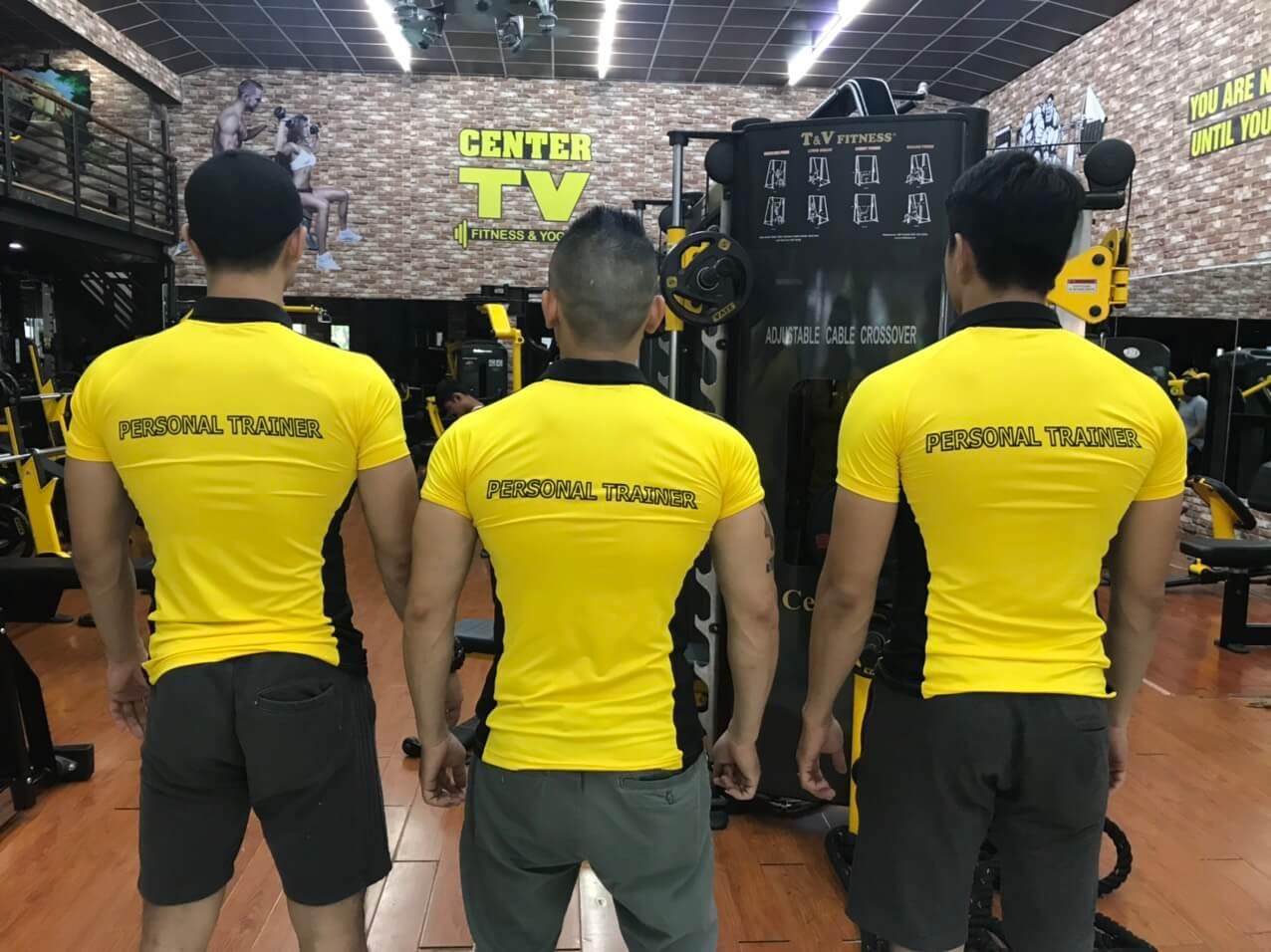 Áo tập gym cao cấp TPHCM