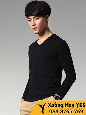 áo thun dài tay nam đẹp TPHCM
