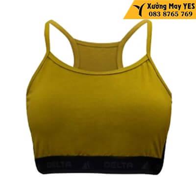 may áo ngực thể thao