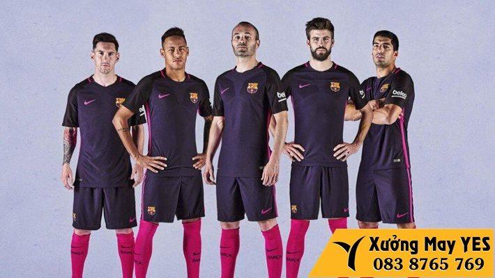 đồng phục bóng đá nam