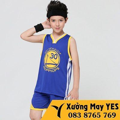 bộ đồng phục bóng rổ