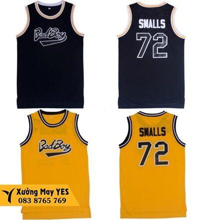 đồng phục thể thao bóng rổ