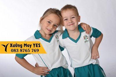 đồng phục thể thao trẻ em