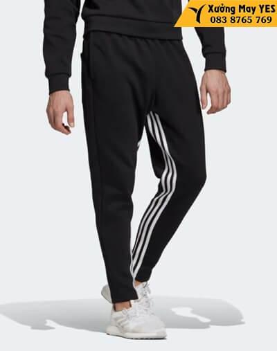 may quần dài adidas nam chính hãng