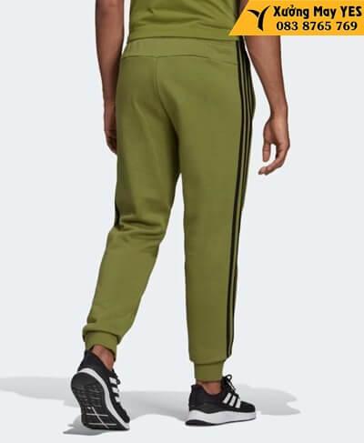 xưởng may quần dài adidas nam rẻ