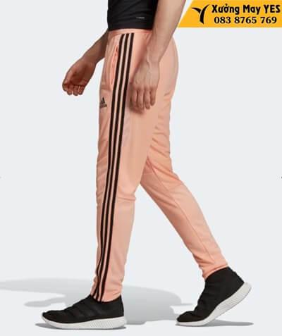 xưởng may quần dài adidas nam nữ