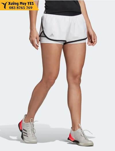 quần short nữ thể thao