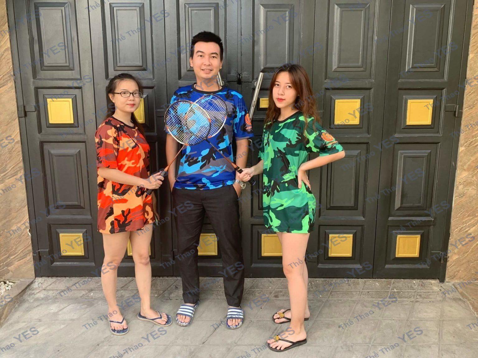 áo thun rằn ri cao cấp