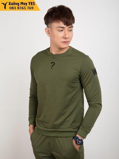 áo thun tay dài nam chất lượng