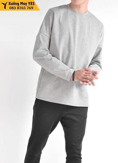 áo thun tay dài nam rẻ