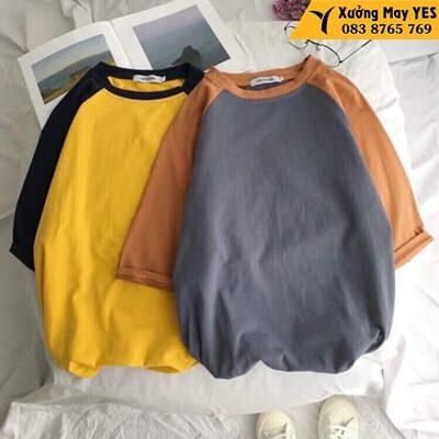 xưởng may áo phông free size nữ cao cấp
