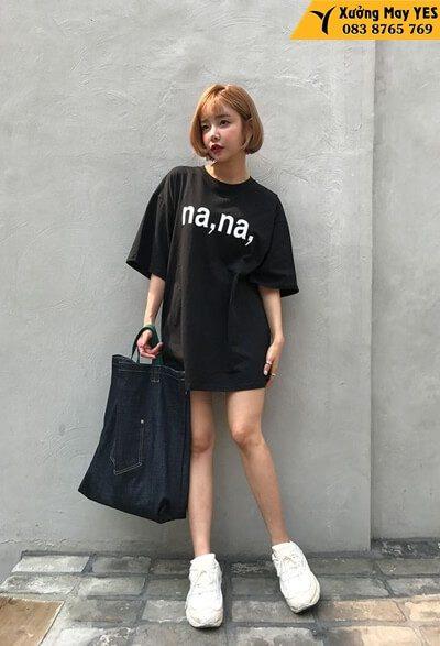 áo thun free size nữ rẻ